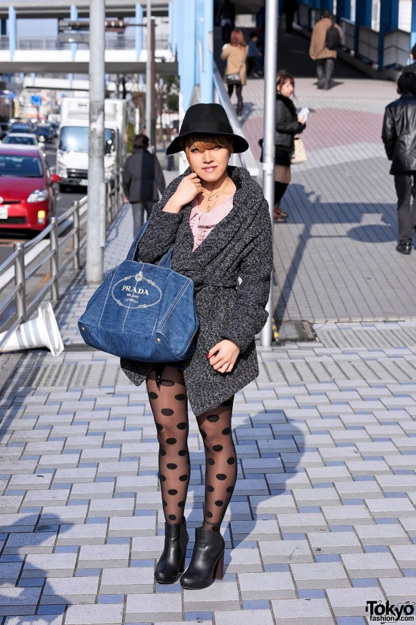 Tokyo Girls Collection Street Snaps 2012 S/S (89)