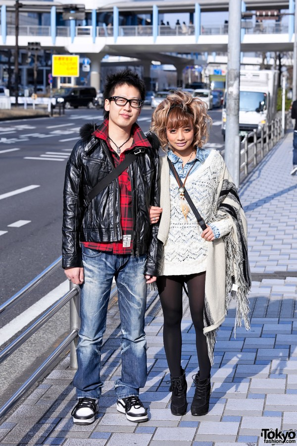 Tokyo Girls Collection Street Snaps 2012 S/S (91)
