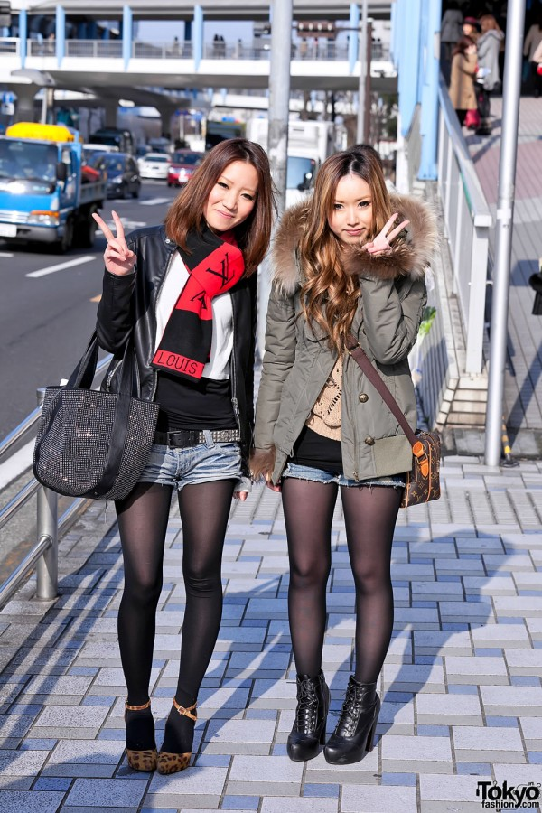 Tokyo Girls Collection Street Snaps 2012 S/S (93)