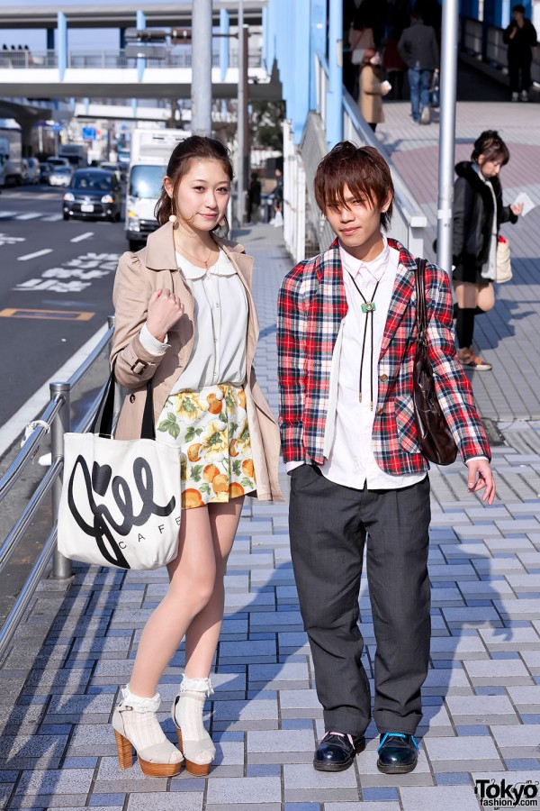 Tokyo Girls Collection Street Snaps 2012 S/S (97)