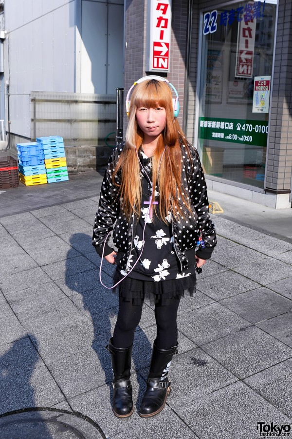 Tokyo Girls Collection Street Snaps 2012 S/S (99)