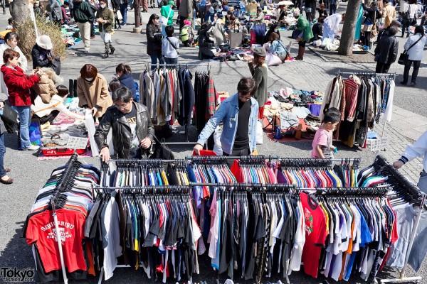 Yoyogi Flea Market (1)