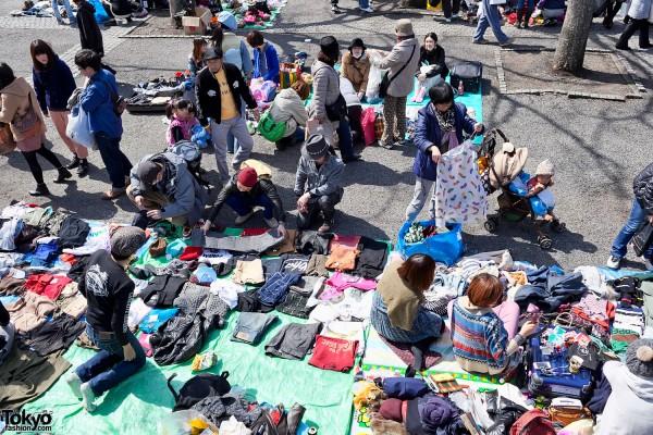 Yoyogi Flea Market (3)