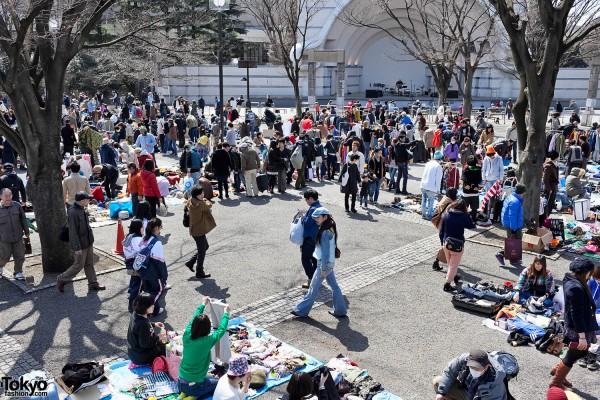 Yoyogi Flea Market (4)