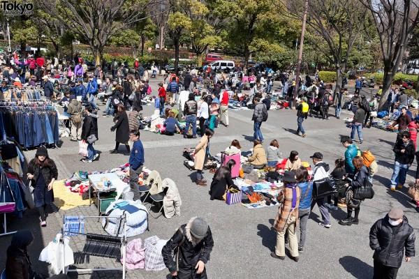 Yoyogi Flea Market (5)