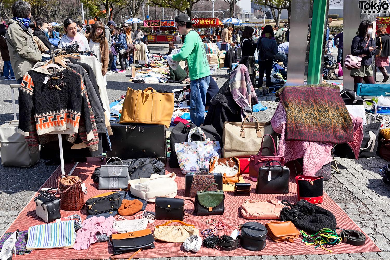Yoyogi Flea Market 9 Tokyo Fashion News
