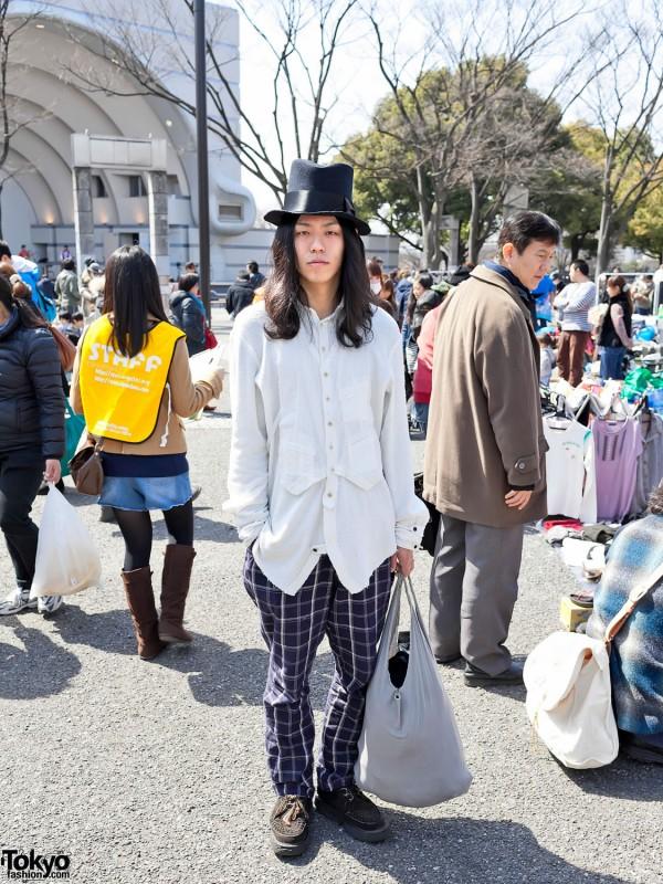 Yoyogi Flea Market (13)