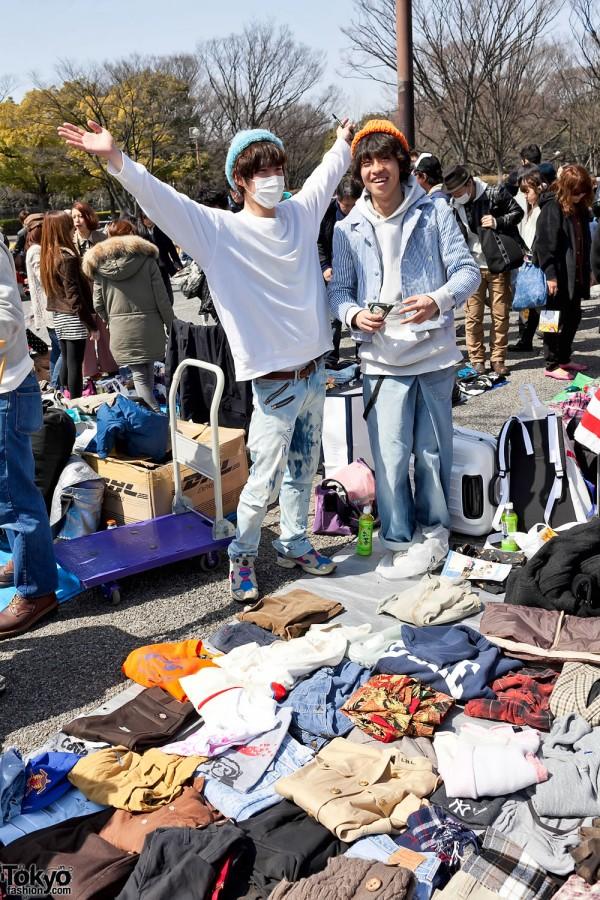Yoyogi Flea Market (16)