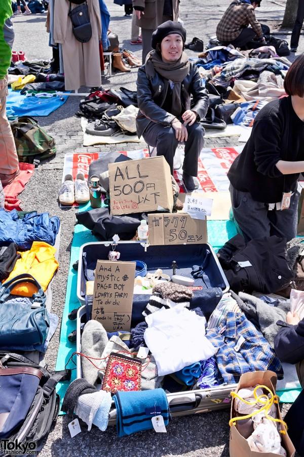 Yoyogi Flea Market (17)