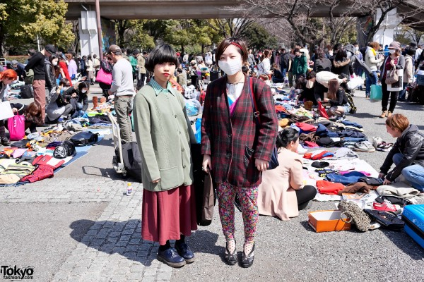 Yoyogi Flea Market (26)