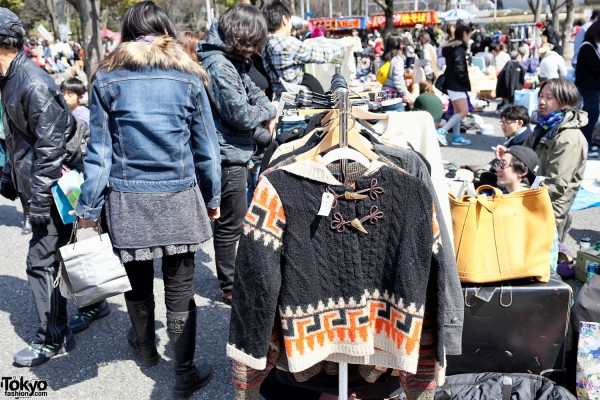 Yoyogi Flea Market (38)
