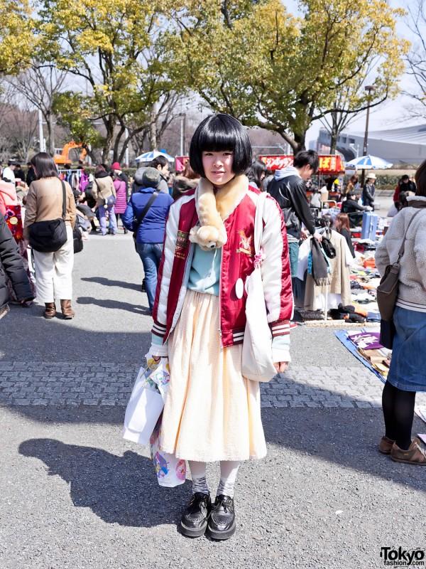 Yoyogi Flea Market (45)