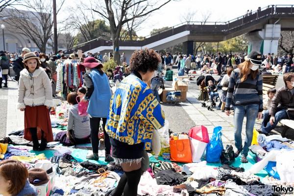 Yoyogi Flea Market (54)