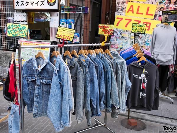 Acid Wash Jackets & Denim Shirts in Tokyo (2)