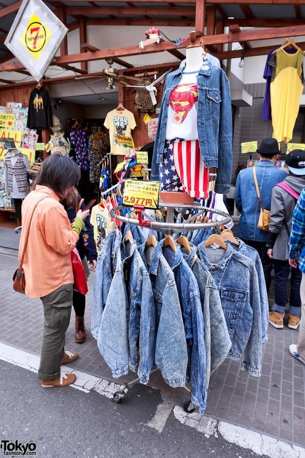 Acid Wash Jackets & Denim Shirts in Tokyo (7)
