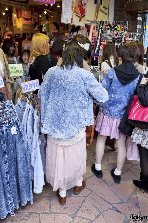 Acid Wash Jackets & Denim Shirts in Tokyo (11)