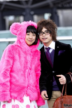 Harajuku Kawaii Street Snaps Spring 2012 (2)