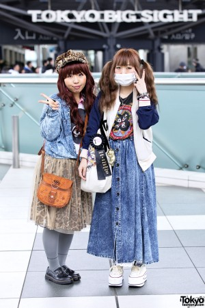 Harajuku Kawaii Street Snaps Spring 2012 (7)