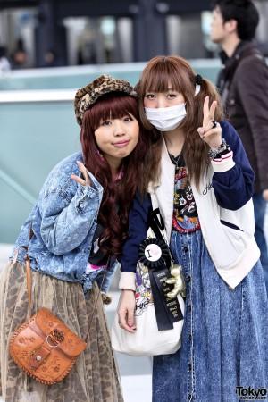 Harajuku Kawaii Street Snaps Spring 2012 (8)