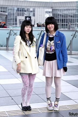 Harajuku Kawaii Street Snaps Spring 2012 (9)