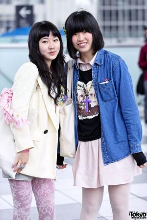 Harajuku Kawaii Street Snaps Spring 2012 (10)