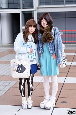 Harajuku Kawaii Street Snaps Spring 2012 (11)