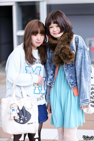Harajuku Kawaii Street Snaps Spring 2012 (12)