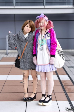 Harajuku Kawaii Street Snaps Spring 2012 (13)
