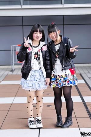 Harajuku Kawaii Street Snaps Spring 2012 (15)