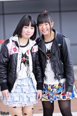 Harajuku Kawaii Street Snaps Spring 2012 (16)