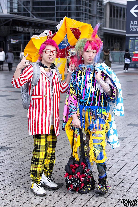Harajuku Kawaii Experience: Broken Doll Ken & Maro At Harajuku Kawaii