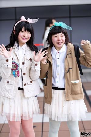 Harajuku Kawaii Street Snaps Spring 2012 (22)