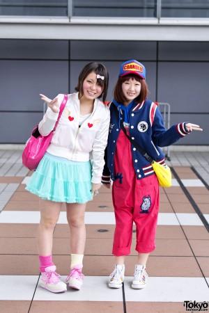 Harajuku Kawaii Street Snaps Spring 2012 (25)