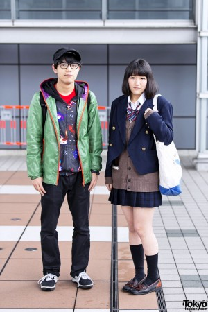 Harajuku Kawaii Street Snaps Spring 2012 (27)