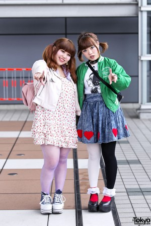Harajuku Kawaii Street Snaps Spring 2012 (29)