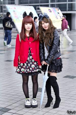 Harajuku Kawaii Street Snaps Spring 2012 (31)