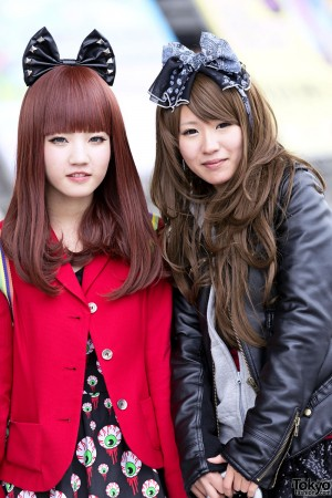 Harajuku Kawaii Street Snaps Spring 2012 (32)