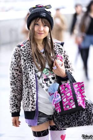 Harajuku Kawaii Street Snaps Spring 2012 (34)
