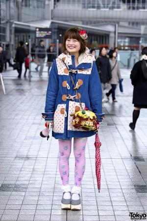 Harajuku Kawaii Street Snaps Spring 2012 (37)