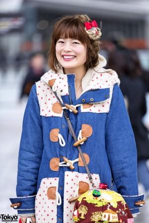 Harajuku Kawaii Street Snaps Spring 2012 (38)