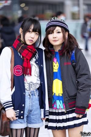Harajuku Kawaii Street Snaps Spring 2012 (42)