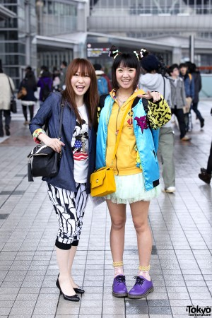 Harajuku Kawaii Street Snaps Spring 2012 (43)