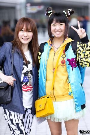 Harajuku Kawaii Street Snaps Spring 2012 (44)