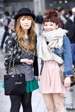 Harajuku Kawaii Street Snaps Spring 2012 (52)