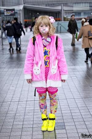 Harajuku Kawaii Street Snaps Spring 2012 (57)
