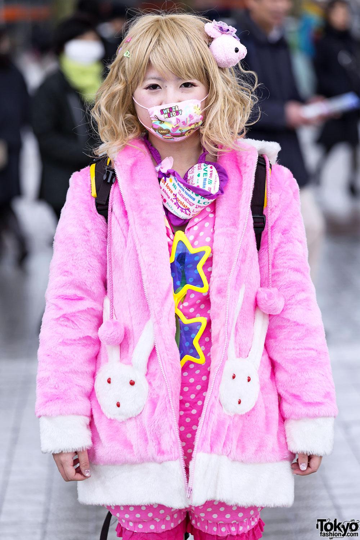 Harajuku Kawaii Experience: Harajuku Kawaii Street Snaps Spring 2012