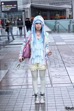 Harajuku Kawaii Street Snaps Spring 2012 (61)