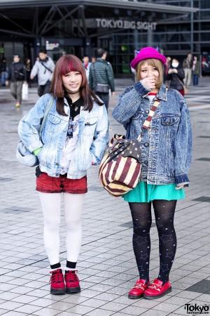Harajuku Kawaii Street Snaps Spring 2012 (65)