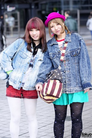 Harajuku Kawaii Street Snaps Spring 2012 (66)