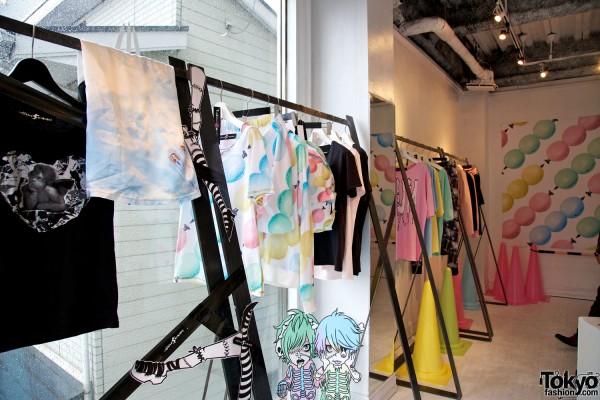Million $ Orchestra Harajuku Fashion Show (4)